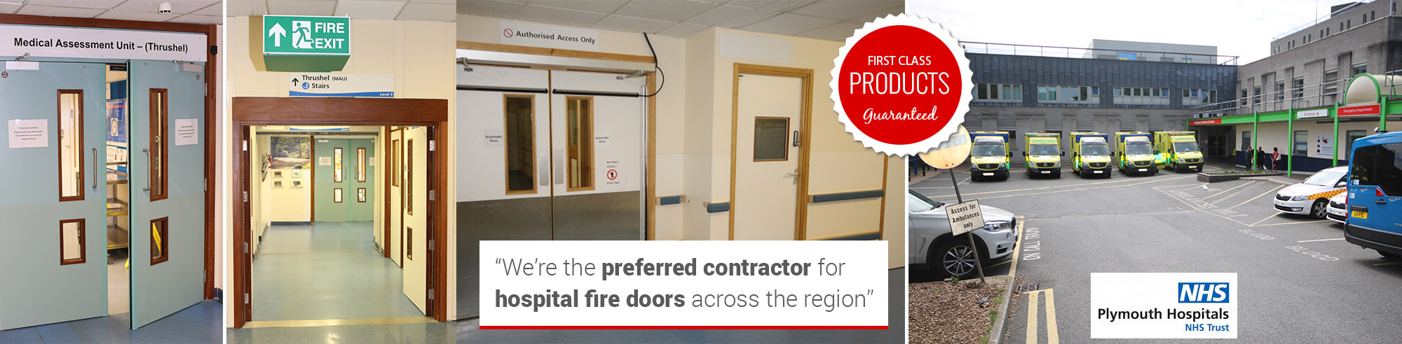 Fire Doors Devon